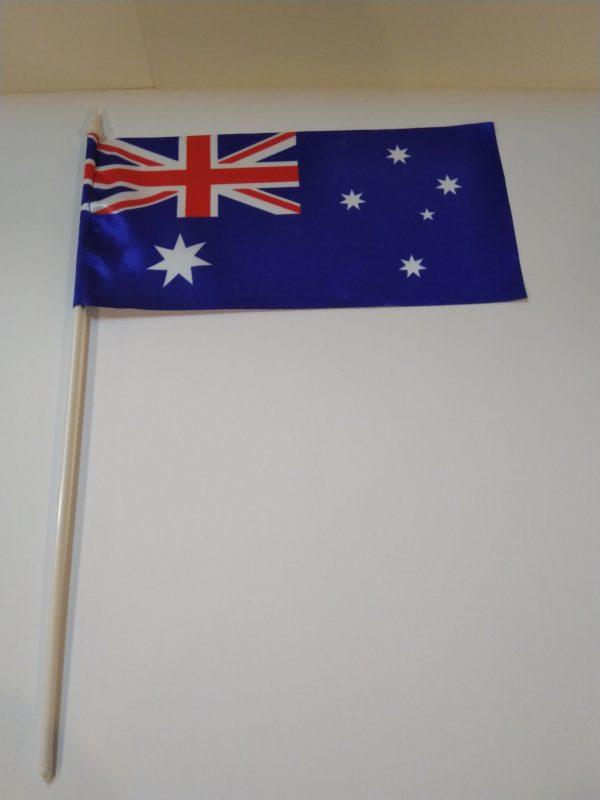 Флажок настольный страна Новая Зеландия