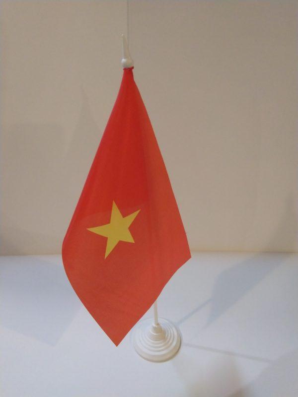 Флажок настольный страна Вьетнам