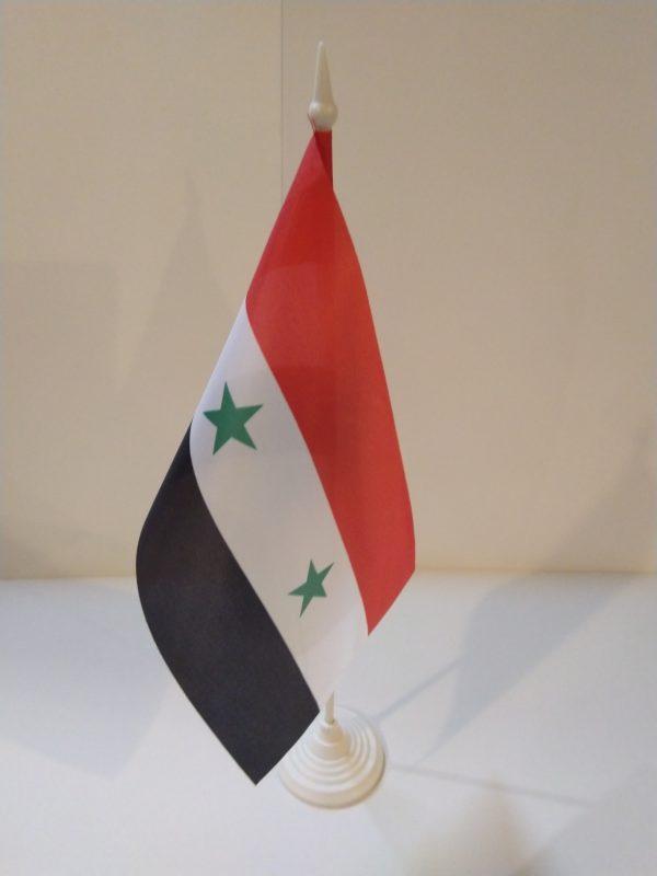 Флажок настольный страна Сирия